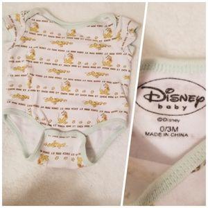 Disney Pluto Onesie